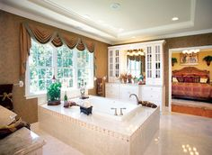 Nice bathroom. Langley  - Toll Brothers at Saddle Creek, Upper Mt. Bethel, Pennsylvania