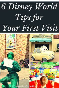 The tips you need to plan an amazing Disney World vacation with your family. What to Expect at Disney World and tips for your Disney vacation. Disney World Characters, Disney World Food, Disney World Parks, Walt Disney World Vacations, Disney Travel, Family Vacations, Disney Vacation Planning, Orlando Vacation, Disney World Planning