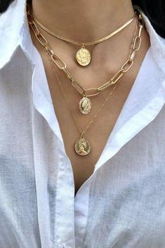 Layered Choker Necklace, Layered Chokers, Faux Pearl Necklace, Lariat Necklace, Necklace Set, Gold Necklace, Pendant Necklace, Colar Fashion, Fashion Necklace