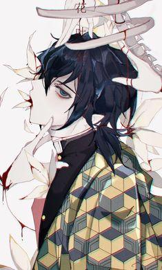 Demon Slayer, Slayer Anime, Manga Anime, Anime Art, Neon Wallpaper, Fate Anime Series, Cute Anime Guys, Ship Art, Me Me Me Anime