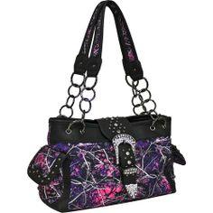 Monte Vista Women's Muddy Girl Concealed Carry Handbag