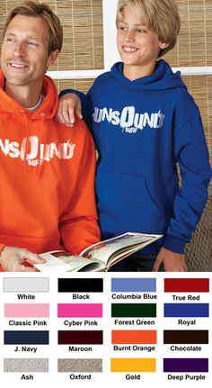 Jerzees Youth NuBlend Hooded Pullover Sweatshirt $16.66 #Jerzees #Youth #Printed #Uniform