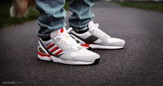 adidas ZX 9000 X WoodWood  beatiful zx sneaker