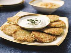 Classic Idaho® Potato Latkes Recipe and Photo Courtesy the Idaho ...