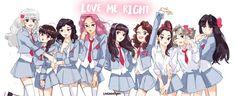 Exo chanyeol d.o lay kai suho chen xiumin baekhyun sehun Baekhyun Fanart, Kpop Fanart, Kpop Exo, Exo Chanyeol, K Pop, Exo Cartoon, Exo Stickers, Exo Fan Art, Xiuchen