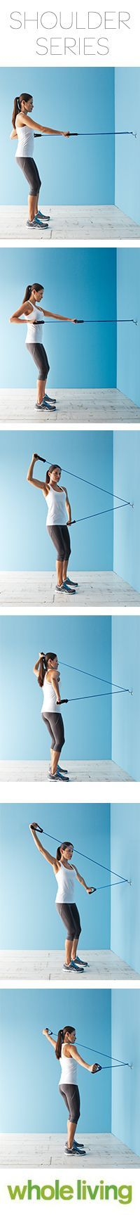Before you swim: Try these moves that strengthen the obliques, shoulders, and arms, Wholeliving.com