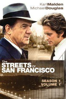 Streets of San Francisco.  Michael Douglas was  the reason I watched this show!