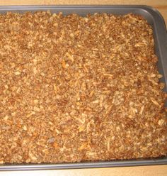 Homemade Granola   Deeder the Beader