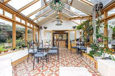 Check out this property for sale on Rightmove! Uk Homes, Sun Room, Detached House, Property For Sale, Patio, Architecture, Bedroom, Outdoor Decor, Home Decor