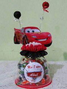 Ideas para cumpleaños temático de Cars