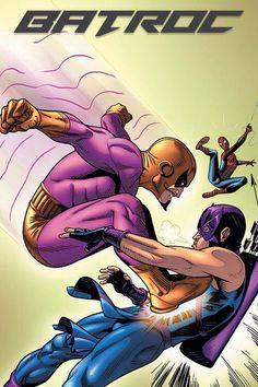Marvel Batroc The Leaper