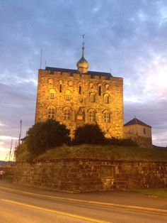 Rosenkrantztårnet Bergen Norway