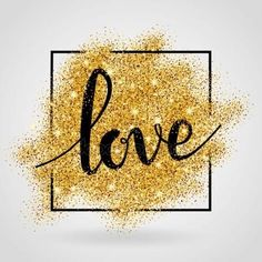 Love gold sparkles background. #GoldInvesting Stickers Instagram, Instagram Frame, Story Instagram, Instagram Logo, Free Instagram, Instagram Feed, Wallpaper Iphone Cute, Cute Wallpapers, Gold Sparkle Background