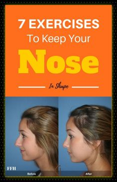 #unbelievable #exercise #help #nose #shape #beauty #face Men's Health Fitness, Health Goals, Health And Wellness, Health Care, Fitness Facts, Men's Fitness, Muscle Fitness, Gain Muscle, Muscle Men
