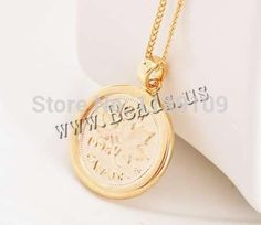 Find More Chain Necklaces Information about Free shipping!!!Zinc Alloy Jewelry Necklace,Bulk Jewelry, with brass chain, with 5.5cm extender chain, Flat Round,High Quality necklace 17,China necklace gift Suppliers, Cheap necklace big chain from Milky Way Rainbow Store on Aliexpress.com