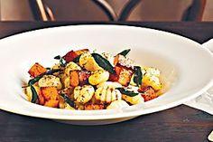 Creamy Pumpkin Gnocchi Recipe - Taste.com.au
