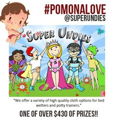 Win a $50 prize package from @Super Undies