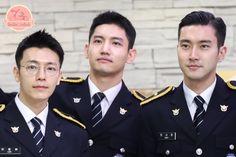 Donghae Siwon Changmin