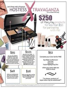 Mary Kay. As a Mary Kay beauty consultant I can help you, please let me know what you would like or need. www.marykay.com/KathleenJohnson  www.facebook.com/KathysDaySpa