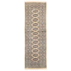 Herat Oriental Pakistani Hand-knotted Bokhara Wool Rug x Shades Of Beige, Hallway Runner, Tree Bark, Signature Design, Home Decor Outlet, Pakistani, Wool Rug, Oriental, Rugs