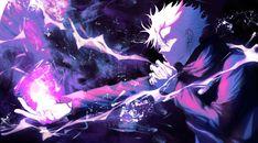 Jujutsu Kaisen Satoru Gojo Wallpaper, HD Anime 4K Wallpapers, Images, Photos and Background - Wallpapers Den