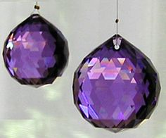 Swarovski Purple Crystal