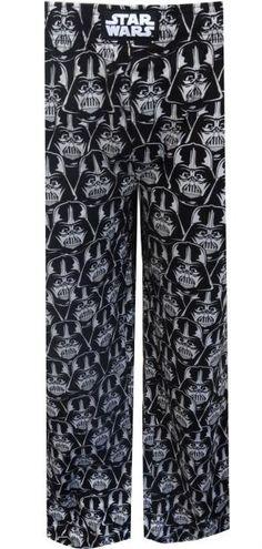 Star Wars Darth Vader Black Lounge Pants
