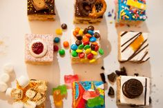 Treat House specializes in rice crispy treats! multiple locations throughout NYC