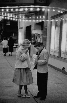 1950's movie date
