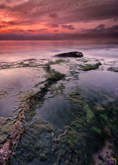 Photograph Sunrise in Cervera Cape by Carlos Suárez on 500px