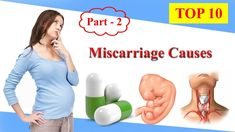 Causes of Miscarriage – Top 10 Miscarriage Causes and Common Sources for...
