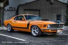 A True American Muscle Car!!!