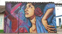 https://flic.kr/p/yphCFS | Anatema Crew- Antrax-Elemento-Cancha-Infectos | Intervención Anatema Crew- ATMC. En el marco de la Fiesta Multicolor de la Localidad de Bosa. Bogotá-Colombia