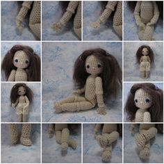What amazing doll and doll clothing patterns this blog has! And free!!