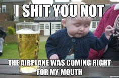 OMG - I laughed so hard because I do the airplane with Abby!