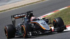 Nico Hulkenberg (GER) Force India VJM08 at Formula One World Championship, Rd5, Spanish Grand Prix Practice, Barcelona, Spain, Friday 8 May 2015. © Sutton Motorsport Images