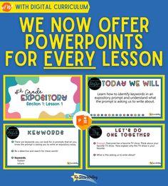 Writing Strategies, Writing Lessons, Teaching Writing, Teaching Ideas, 3rd Grade Classroom, Middle School Classroom, Flipped Classroom, School Social Work, Montessori Education