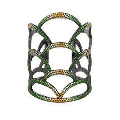 Lynn Ban Sirene Cuff xxFacets Jewelry Blog Jewelry Box, Jewelery, Jewelry Auctions, Gems, Blog, Jewellery Box, Jewlery, Jewel Box, Jewels