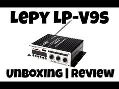 Lepy LP-V9S Hi-Fi stereo power digital amplifier USB SD DVD CD FM MP3 - Tronnixx in Stock - http://www.amazon.com/dp/B015MQEF2K - http://audio.tronnixx.com/uncategorized/lepy-lp-v9s-hi-fi-stereo-power-digital-amplifier-usb-sd-dvd-cd-fm-mp3/