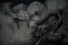堂本印象「天井画龍」(東福寺)