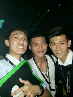 My party buddies for Calrsberg Where's The Party Asia