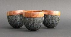 Woodturning   Toru 3 by woodturner Robbie Graham