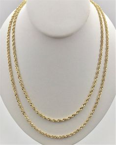 "Men/'s Single Row Diamond Tennis Chain GOLD Tone Iced 5mm Necklace16/""to 24/""Inches"