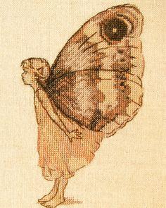 Маленькая фея, дизайн от Nimue.
