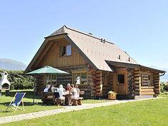 Original kanadisches Blockhaus für 1-8 PersonenFerienhaus in Mauterndorf von @homeaway! #vacation #rental #travel #homeaway
