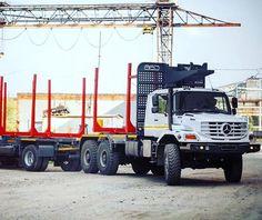 picture by @dmi.khv #actros #bus #setra #unimog #truck #mercedes #mbhess