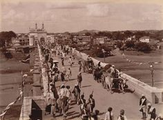 very old and rare photos of Hyderabad in India