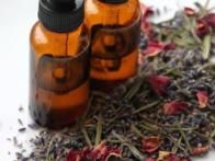 Learn how to make your own essential oils at home with plants from your garden.