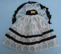 Faerie Glen Ball Gown and Stole Blue Variation