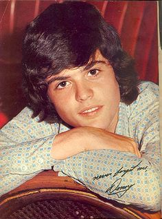 Donny Osmond 1972
